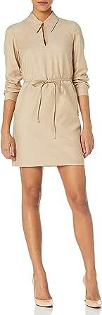 Theory Women's Wide Collar Dress B