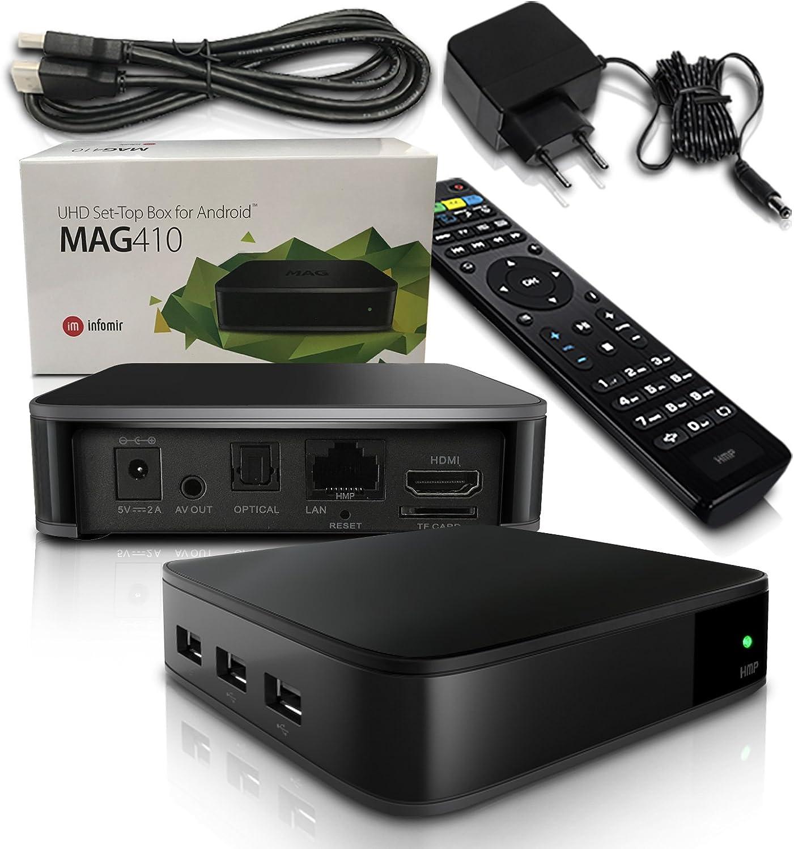 MAG IPTV Streamer: Amazon.es: Electrónica