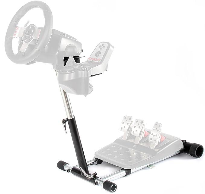 Soporte para Volante Wheel Stand Pro Compatible con Logitech G29/G920/G25/G27, Volante de Carreras – Deluxe V2