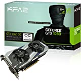KFA2 GeForce GTX 1060 OC PCI-E Gaming-Grafikkarte, 3GB GDDR5, schwarz