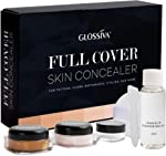 Glossiva Tattoo Concealer - Skin Concealer - Waterproof - For Dark