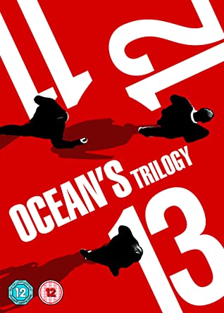 Ocean's Trilogy Collection (2001-2007) Dual Audio [Hindi + English] | x264 | x265 10bit HEVC Bluray | 1080p 60fps | 1080p | 720p