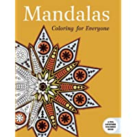 Mandalas: Coloring for Everyone: Coloring for Everyone
