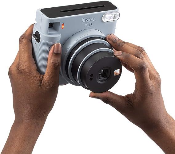 Instax Square Sq1 Instant Camera Glacier Blue Kamera