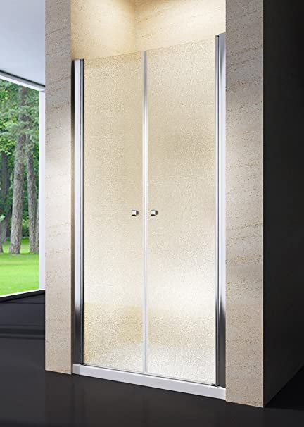 Box Doccia 70 90.Yellowshop Shower Box 70 80 90 100 Cm In Transparent Or Opaque Plate Glass And Aluminium With Saloon Doors 6 Mm Thick 190 Cm High 180 Degree