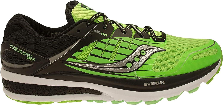 Saucony Triumph ISO 2 Zapatilla para Correr - 50: Amazon.es: Zapatos y complementos