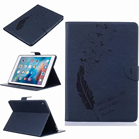 Yiizy Apple iPad Pro 9.7 Funda, De Grabación En Relieve ...