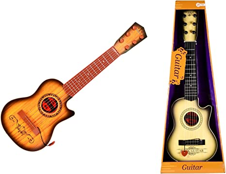 Toi-Toys – Guitarra clásica 54 cm 4-Ass Figura, 53050z: Amazon.es ...
