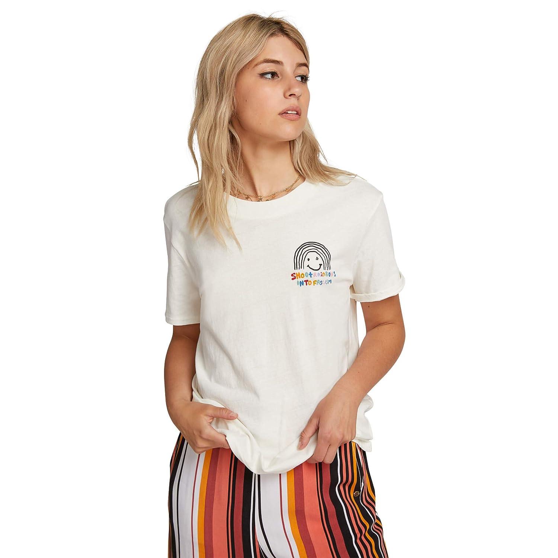 Volcom Womens Ozzie Rainbow Short Sleeve Tee