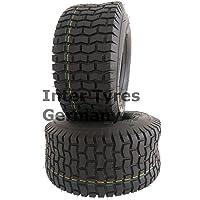 2 neumáticos de 13 x 6,50-6 S2101 NaRubb