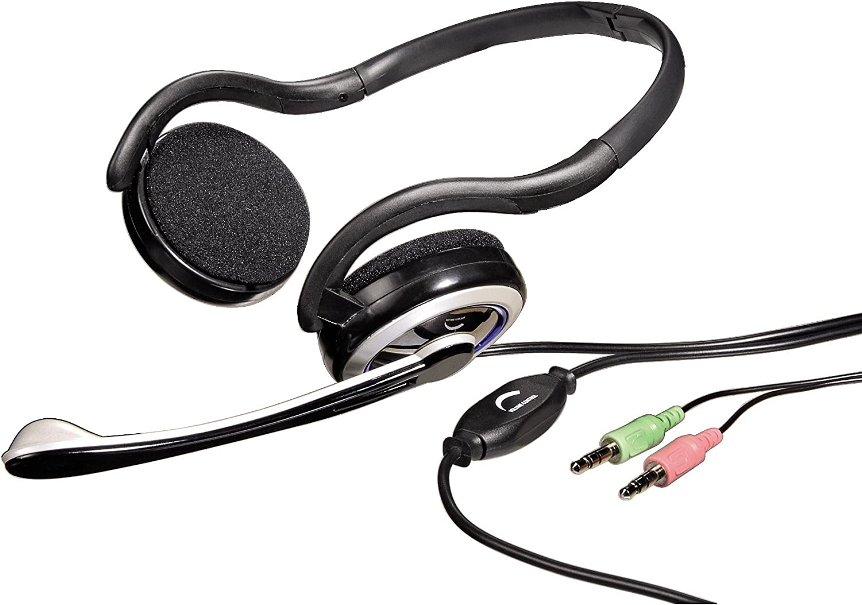 Hama Pc Nacken Headset Hs 200 Stereo Computer Zubehör