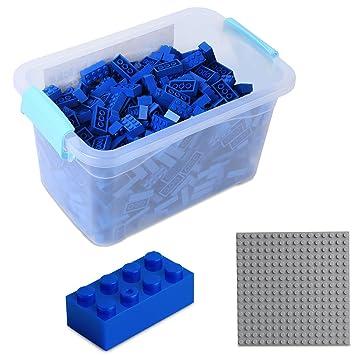 Lego 20 Neu Dunkelgrün Steine 2 X 4 Punkt Bauklötze Stücke LEGO Bau- & Konstruktionsspielzeug Baukästen & Konstruktion