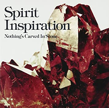 amazon spirit inspiration nothing s carved in stone j pop 音楽