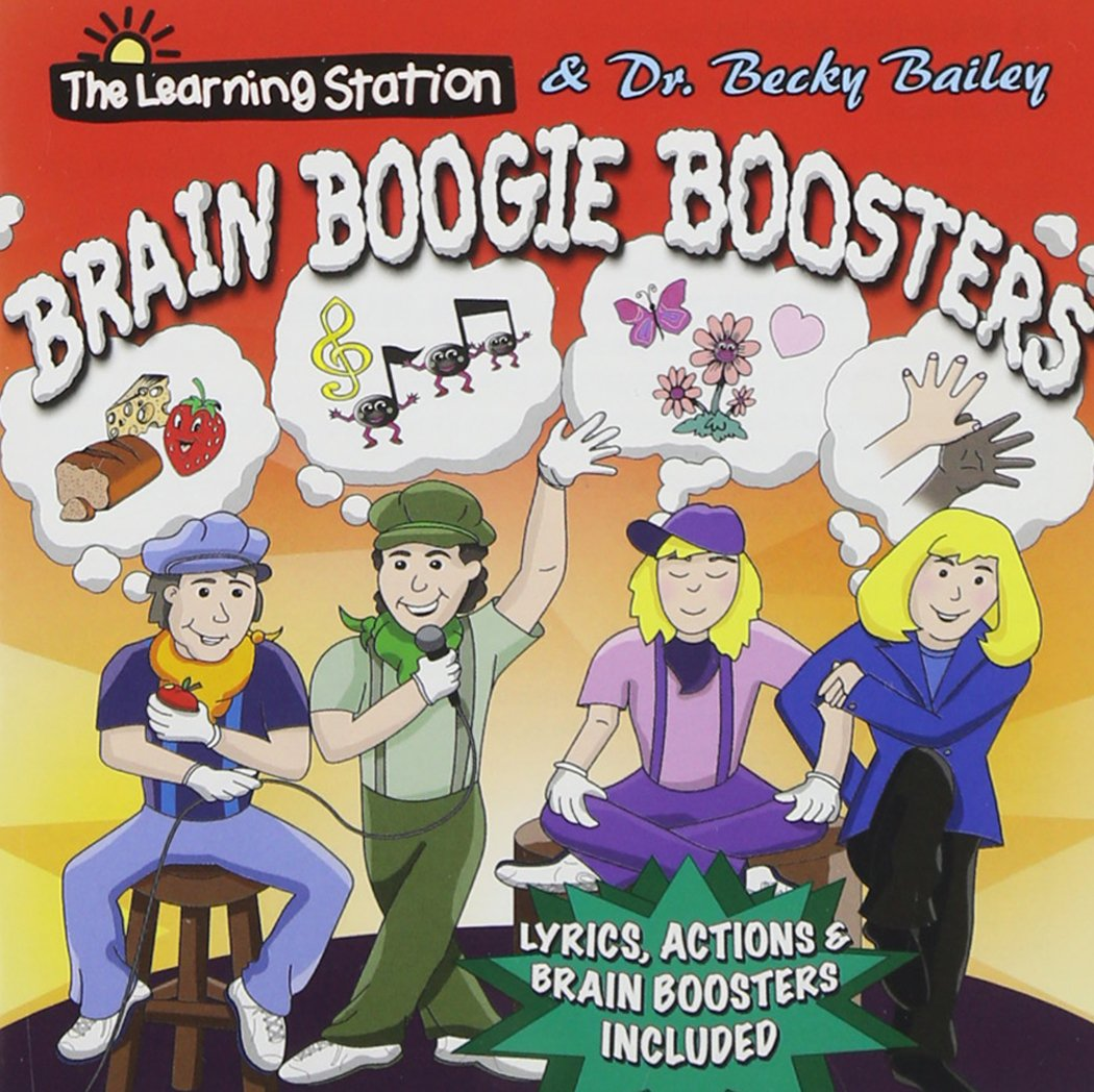 Brain Boogie Boosters by Kimbo Educational