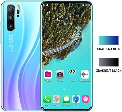 Smartphone, Sistema Android Os 9.1 Sistema De Gota De Agua De 6.3 ...