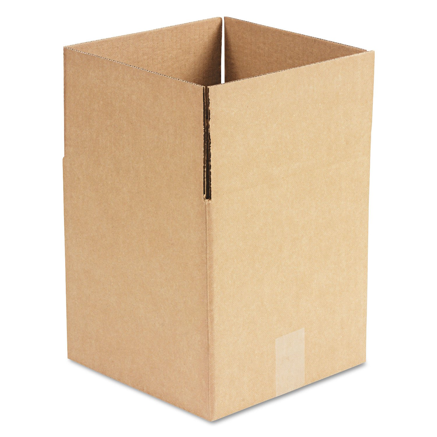 General Supply 101010 Brown Corrugated - Cubed Fixed-Depth Shipping Boxes 10l X 10w X 10h, 25/Bundle