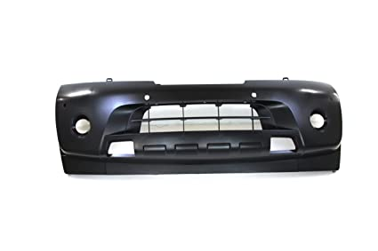 Genuine Nissan Parts 62022-ZQ10A Front Bumper Cover, Bumper Covers ...