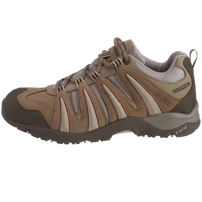 Hi-Tec Hi-Tec Hi-Tec - Zapatillas de senderismo de cuero nobuck para mujer 7ed011