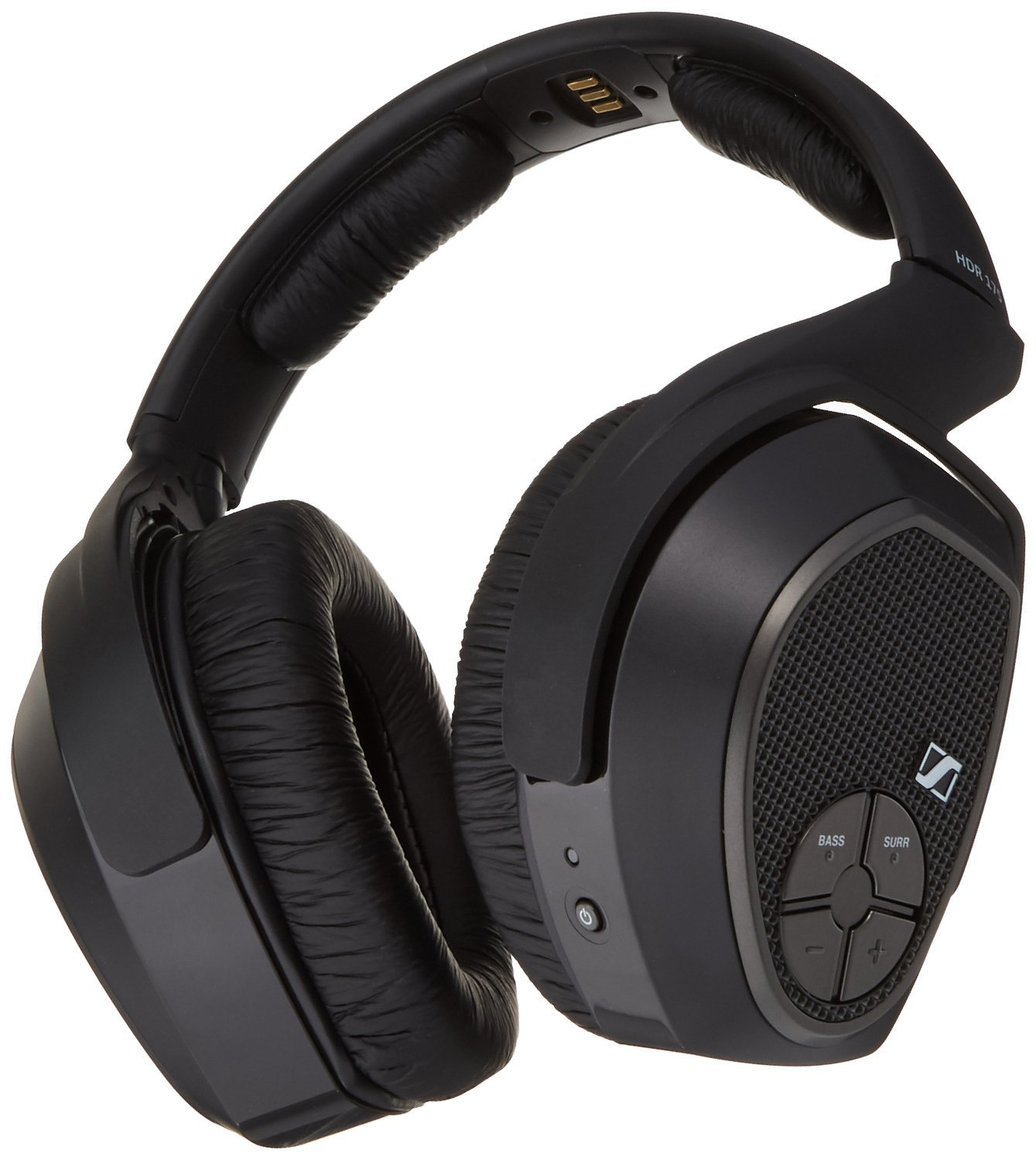 dd1bd68c349 Amazon.com: Sennheiser HDR 175 Accessory RF Wireless Headphone for RS 175  System: Home Audio & Theater