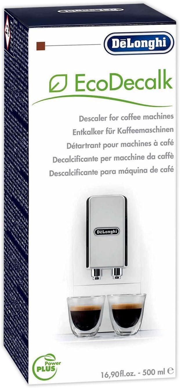 2 x Delonghi EcoDecalk descalcificador + 2 x Delonghi filtro de ...