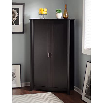 Amazon Aero Tall Storage Cabinet With Doors Kitchen Dining