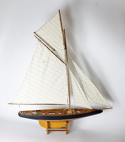 Columbia Barco Velero 97x86 cms Maqueta Modelismo Madera ...