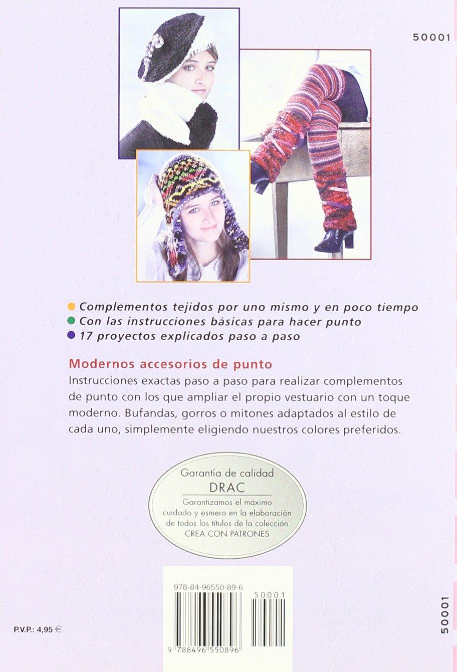 Serie Punto nº 1. COMPLEMENTOS TEJIDOS A PUNTO: NOBEREIT(550896 ...