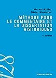 Méthode pour le commentaire et la dissertation historiques (128)
