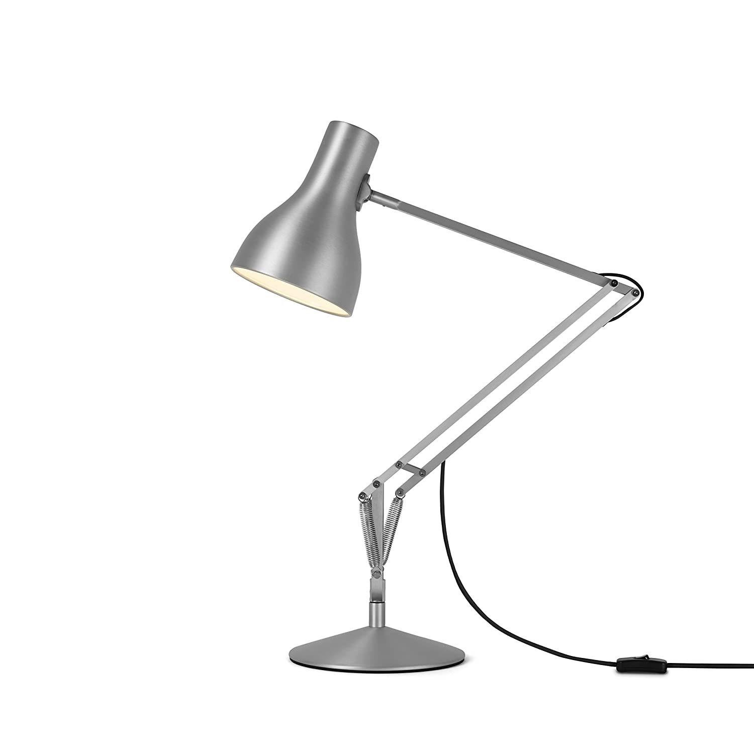 anglepoise index ang lamp by desk original