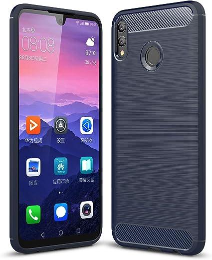 KISCO para Xiaomi Redmi Note 7 Pro Funda,Ultra Slim Flexible Soft ...