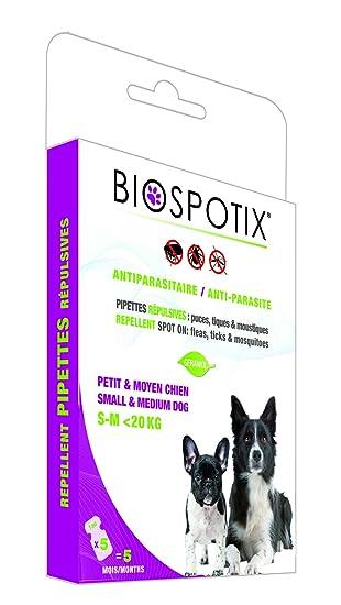 arppe 2962010100 Pipetas Biospotix, 5 unidades: Amazon.es: Productos para mascotas