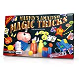 Marvin's Amazing Magic Tricks - Deluxe Special Edition Magic Set (200 Tricks) - Perfect for Young Magicians