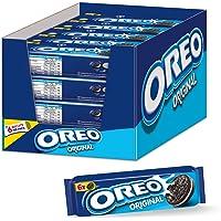 Oreo Chocolate Sandwich Biscuit Snack Pack 66 g (Pack van 20 x 66 g)