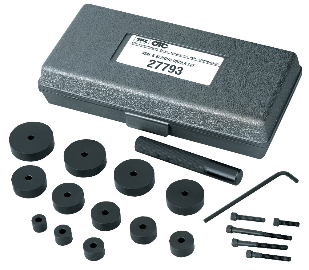 OTC 27793 Seal Bearing Bushing Driver Set