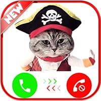 Pirate Cat Fake Video Call Game - Free Fake Phone Call Games Offline 2019 - PRANK FOR KIDS