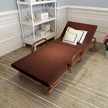 Sillones Cama plegable única oficina simple siesta Cama de ...