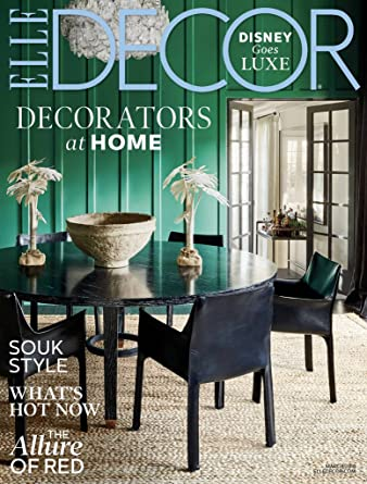 Elle Décor: Amazon.com: Magazines