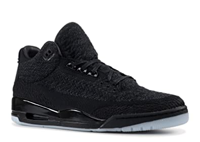 reputable site 21999 6ad5a Amazon.com | Nike Air Jordan 3 Retro Flyknit Mens Hi Top ...