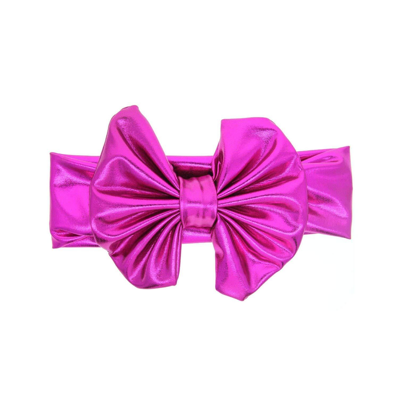Summer Watermelon Headbands Diy Cotton Elastic Girls Hair Band Newborn Ring Wrap Kids Hair Accessories