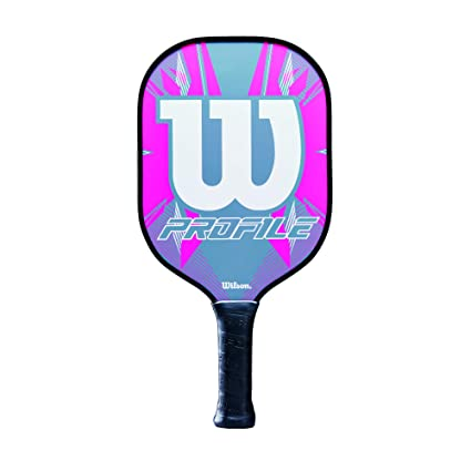 Amazon.com: Wilson Profile Pickleball Paddle: Sports & Outdoors