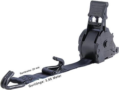 Easy Work Automatik-Ratschengurt 25 mm x 4 m 1 Stück