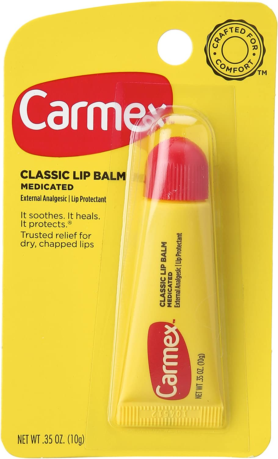 CARMEX Original Lip Balm Tube - Original: Amazon.es: Belleza