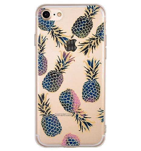 coque souple iphone 8 ananas