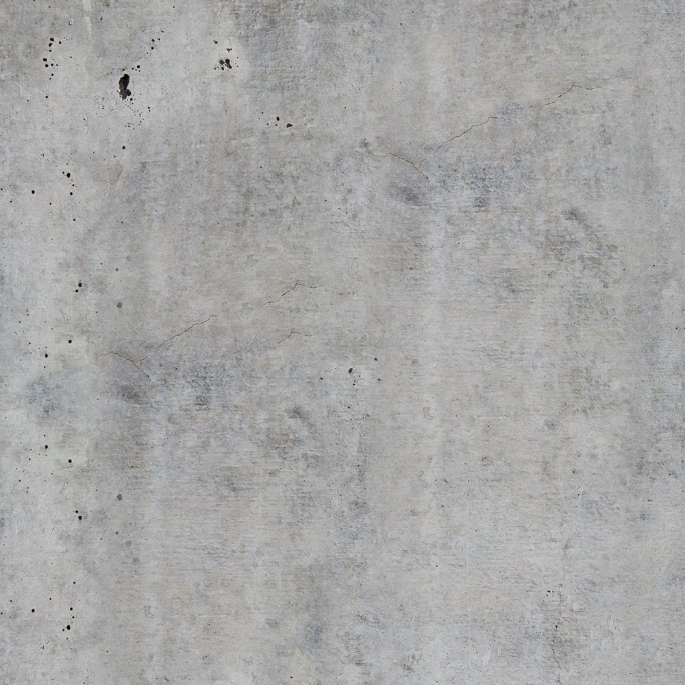 Cement Concrete Wallpaper - Dark Grey - 2 ft x 4 ft - Single - by Simple  Shapes - - Amazon.com