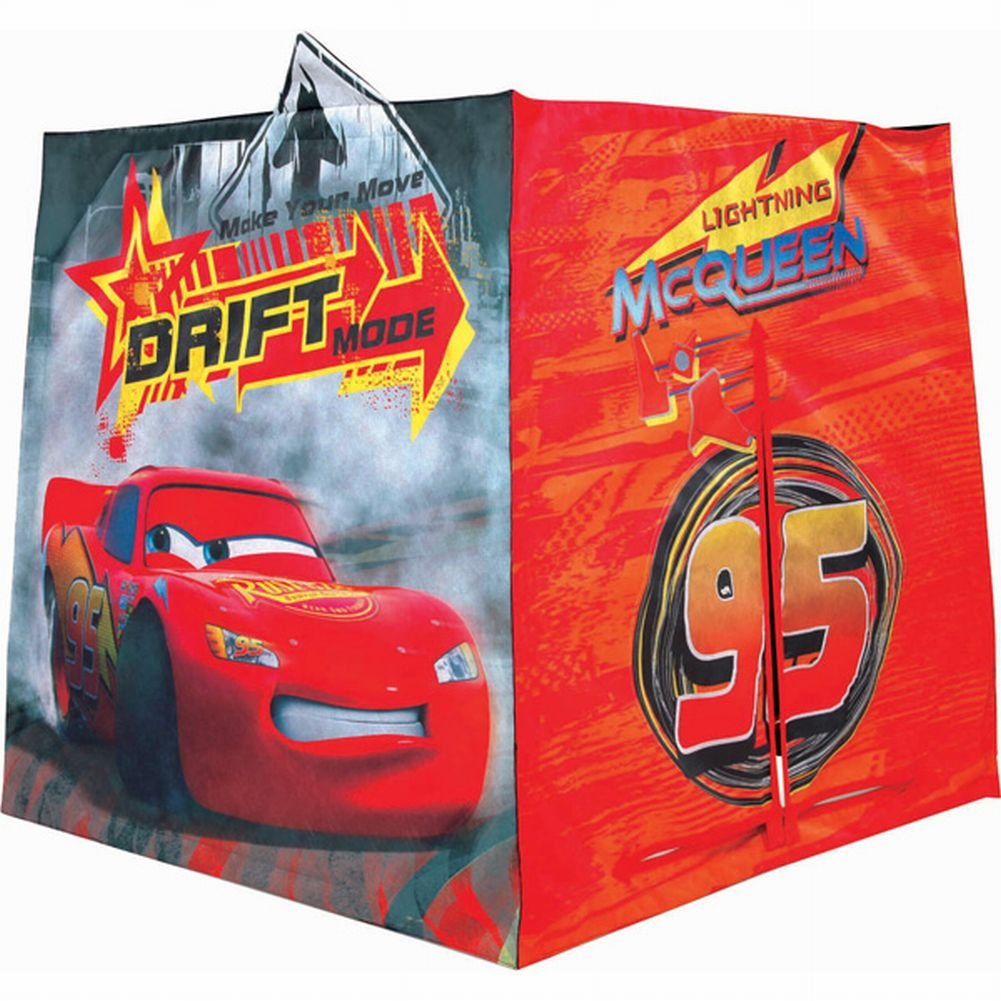 sc 1 st  Amazon.com & Amazon.com: Disney Cars Hide u0027Nu0027 Play Tent: Toys u0026 Games