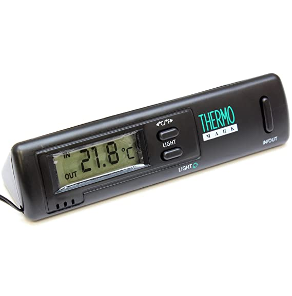 MovingParts 12v Car Thermometer  Amazon.co.uk  Car   Motorbike 697896e5eb711