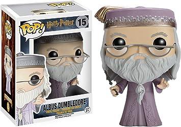 Todo para el streamer: Funko - POP! Vinilo Colección Harry Potter - Figura Albus Dumbledore (5891)