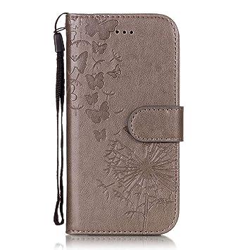grey iphone 8 case wallet