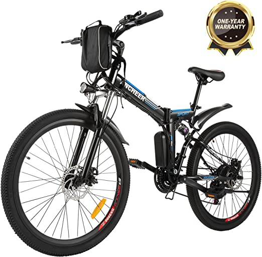 Best Ancheer Electric Bike Review