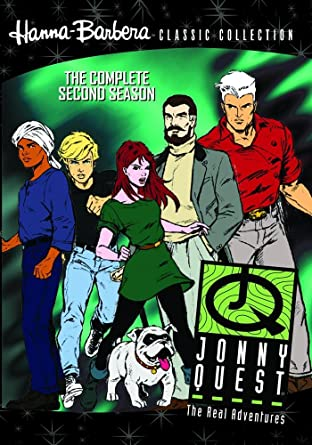 the real adventures of jonny quest episodes download
